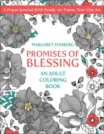 Promises of Blessing (Adult Coloring Books Series)