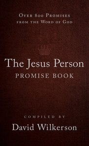 The Jesus Person Promise Book (Gift Edition)