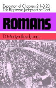 Romans 2:1-3:20: Righteous Judgement of God