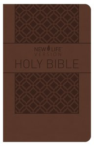 Nlv Holy Bible Brown