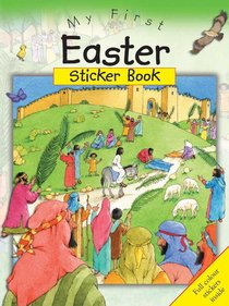 My First Easter Sticker Book