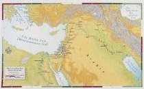 The Ancient Near East Before the Exodus (Abingdon Bible Land Maps Series)