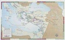 Pauls Journeys (Abingdon Bible Land Maps Series)