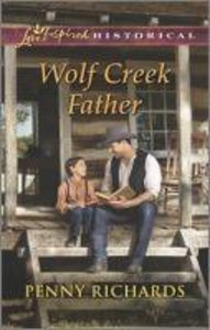 Wolf Creek Father (Love Inspired Series Historical)