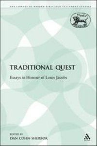 Traditional Quest (Library Of Hebrew Bible/old Testament Studies Series)