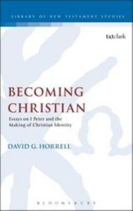 Becoming Christian (Library Of New Testament Studies Series)