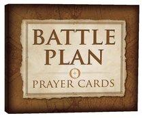 The Battle Plan Prayer Cards (40 Cards)