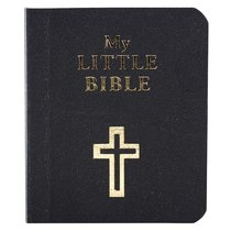 Novelty: My Little Bible Navy Blue