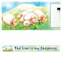 Magnet Strip: The Lord is My Shepherd