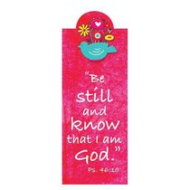 Magnetic Bookmark: Be Still and Know That I Am God