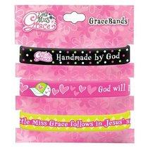 Novelty Gracebands: Handmade By God (3 Set)