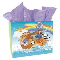 Gift Bag Large: Animal Ark Landscape (Incl Tissue)