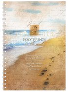 Softcover Journal: Footprints