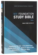NIV Foundation Study Bible