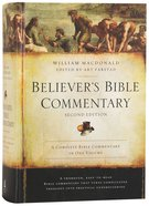 Believers Bible Commentary 2016 Revised (2nd Edition)