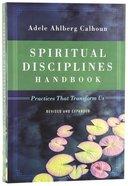 Spiritual Disciplines Handbook (& Expanded Edition)