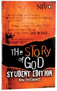 NIV Student Outreach New Testament the Story of God Cover
