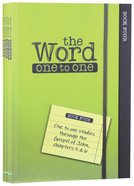 John 5-10 (Pack Two) (#02 in The Word One To One Series)