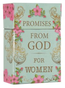 Box of Blessings: Promises From God For Women