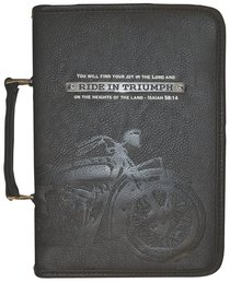 Bible Cover Ride in Triumph Large