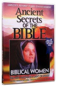Ancient Secrets 2 #05: Biblical Women (Ancient Secrets Of The Bible Dvd Series)