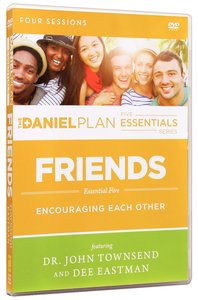 Friends (A DVD Study) (The Daniel Plan Essentials Series)
