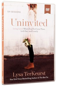 Uninvited: (A Dvd Study)
