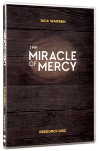 The Miracle of Mercy (Campaign Resource Cdrom)