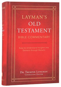 Laymans Old Testament Bible Commentary