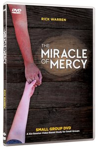 The Miracle of Mercy (Small Group Teaching Dvd)