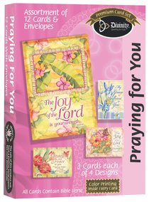 Boxed Cards: Praying For You