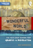 A Wonderful World (#01 in Junction Tnt Ministries Series)