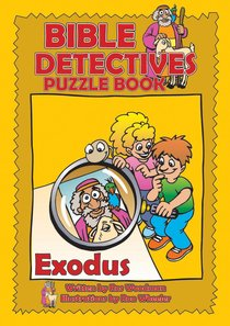 Exodus (Puzzle Book) (Bible Detectives Series)