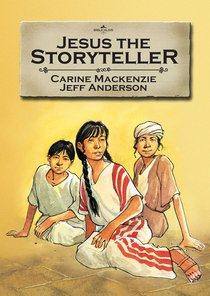 Jesus the Storyteller (Bible Alive Series)
