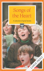 Vintage Series: Songs of the Heart Music Book (Large Print)