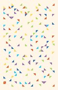 ESV Student Bible Paperback Triangles Design