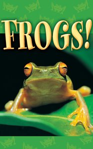 Frogs! NIV (Pack Of 25)