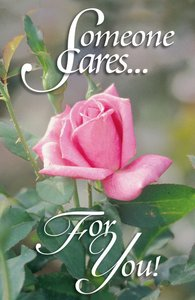Someone Cares For You (Pack Of 25)