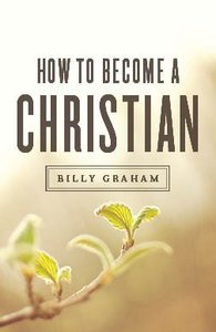 How to Become a Christian (KJV) (25 Pack)