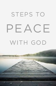 Steps to Peace With God (ESV) (25 Pack)
