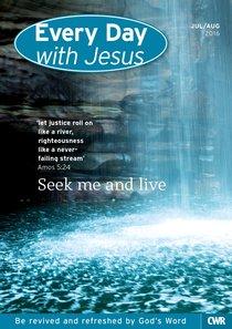 Std 2016 #04: Jul-Aug (Every Day With Jesus Series)