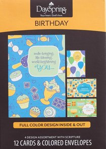 Boxed Cards Birthday: Great Celebrations