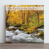 2017 Wall Calendar: The Earths is the Lords