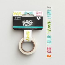 Amen (Illustrated Faith Washi Tape Series)