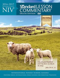 NIV 2016-2017 Standard Lesson Commentary Deluxe Edition