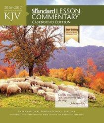 KJV 2016-2017 Standard Lesson Commentary Casebound Edition