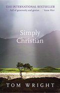 Simply Christian (Re-jacket)
