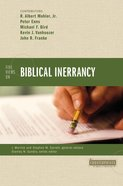 Five Views on Biblical Inerrancy (Counterpoints Series)
