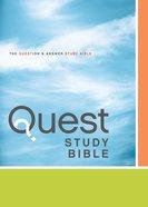 NIV Quest Standard Study Bible