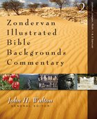 1 and 2 Samuel (Zondervan Illustrated Bible Backgrounds Commentary Series)